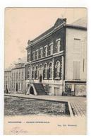 Hoegaarden  HOUGAERDE  -  MAISON COMMUNALE 1906 - Hoegaarden