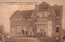 H Vanlerberghe Au Nouveau Drapeau Belge -  Adinkerke - De Panne