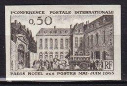 FRANCE - Hôtel Des Postes En 1863 Non Dentelé - Francia