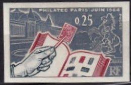 FRANCE - Philatec Non Dentelé - Francia