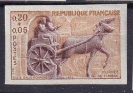 FRANCE - Journée Du Timbre 1963 Non Dentelé - Francia