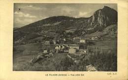 26 LE PILHON VUE COTE EST / A 534 - Francia