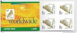 Irlande 2002 Carnet N°1439  Neuf ** Oiseau Grive - Libretti