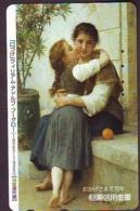 Télécarte Japon * PEINTURE FRANCE * ART (2331)  * Japan * Phonecard * KUNST TELEFONKARTE - Painting