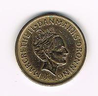 DENEMARKEN 10 KRONER  1994 - Danemark