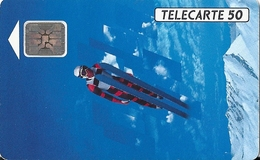 FRANCE TELECOM / ALBERTVILLE 92 - SAUT A SKI - Olympic Games