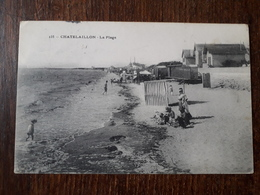 L23/180 CHATELAILLON - La Plage - Châtelaillon-Plage