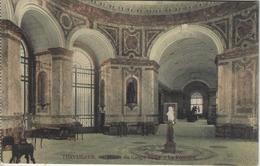 Tervueren   Musée Du Congo Belge  - Gekleurde Kaart. - Tervuren