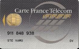 CARTE FRANCE TELECOM ENTREPRISE - STE VAMO - Télécartes