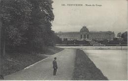 Tervueren   Musée Du Congo Belge    -   1920  Naar  Ixelles - Tervuren