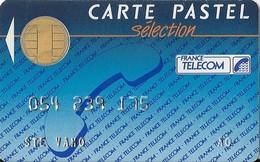 CARTE PASTEL SELECTION - STE VAMO - Télécartes