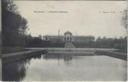 Tervueren   L'Institut Colonial.    -   1906  Naar   Liège - Tervuren