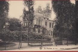 Sint-Niklaas - Kasteel - Château VERMEIRE Saint-Nicolas Waasland (In Zeer Goede Staat) - Sint-Niklaas