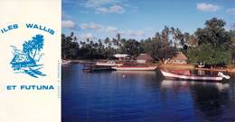 CPSM / PHOTO PANORAMIQUE WALLIS ET FUTUNA - Wallis E Futuna