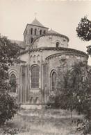SAINT-JOUIN DE MARNES. - Eglise Abbatiale ( XIè - XIIè Siècle ). Le Chevet - Saint Jouin De Marnes