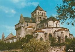 SAINT-JOUIN DE MARNES. - Eglise Abbatiale ( XIè - XIIè Siècle ). L'Abside - Saint Jouin De Marnes