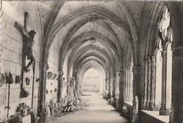 SAINT-JOUIN DE MARNES. - Eglise Abbatiale ( XIè - XIIè Siècle ). Le Cloître XVè Siècle - Saint Jouin De Marnes