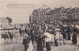 SAINT-NAZAIRE (44) - Inauguration Nouvelle Entrée Du Port - Dugas - 1908 - Saint Nazaire