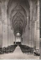 SAINT-JOUIN DE MARNES. - Eglise Abbatiale ( XIè - XIIè Siècle ). La Nef Centrale - Saint Jouin De Marnes