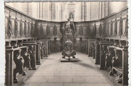 SAINT-JOUIN DE MARNES. - Eglise Abbatiale ( XIè - XIIè Siècle ). Les Stalles Et Le Lutrin XVIIè - Saint Jouin De Marnes