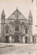 SAINT-JOUIN DE MARNES. - Eglise Abbatiale ( XIè - XIIè Siècle ). La Façade - Saint Jouin De Marnes