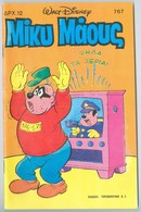Walt Disney, Mickey Mouse, MIKY MAUS, Greek Edition No 767 , Comics, Comix - Libros, Revistas, Cómics