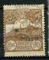 San Marino 1921 Sass. 79 Usato 100% - San Marino