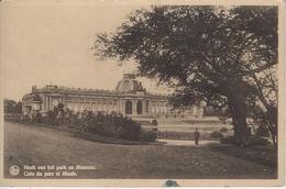 Tervueren   Hoek Van Het Park En Museum.  (vlekje) - Tervuren