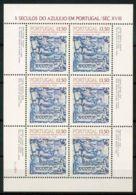 Portogallo 1983 SG MS1942 Foglietto 100% ** Horsman Turco 18 Secolo - Blocchi & Foglietti
