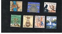 EGITTO (EGYPT) - SG 773  - 1964  NATIONAL SYMBOLS   - USED ° - Usati