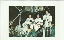 -  **VOA  THE  VOICE OF AMERICA--Astronautii  Lui Apollo - 15***David Scott, James Irwin En Alfred Worden. - Astronomie