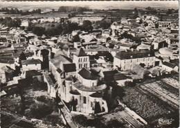 SAINT-JOUIN DE MARNES. -  Vue Aérienne.. Cliché Pas Courant - Saint Jouin De Marnes