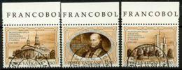 Vaticano 1989 Sass. 873 Usato 100% Gerarchia Ecclesiastica NEGLI USA - Vaticano