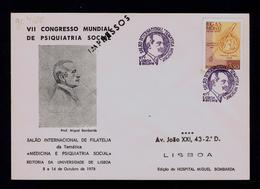 "Portrait Du Prof Miguel Bombarda Docteur En ""psychiatrie Sociale"" Doctor Of ""Social Psychiatry"" Portugal Medécine Gc4100 - Medicine"