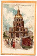 Paris France 1899 Postcard - Other