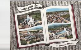 SAINT-JOUIN DE MARNES. - Souvenir... Multivues. Carte Pas Courante - Saint Jouin De Marnes