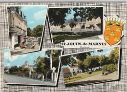 SAINT-JOUIN DE MARNES. - Multivues. Carte Pas Courante - Saint Jouin De Marnes