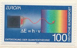 PIA - GERMANIA : 1994 : Europa -Teoria Dei Quanta Di Max Planck - (Yv 1562) - 1994