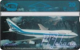 AUSTRIA Private: *Aerolineas Argentinas* - SAMPLE [ANK P189] - Autriche