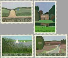 1980 Zomer  NVPH 1194-1197 Postfris/MNH/** - 1980-... (Beatrix)