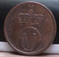 Norvège 1967 1 öre - Norvège