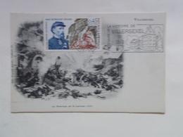 Carte Postale - VILLERSEXEL (08) - Bataille Du 9 Janvier 1871 (3005) - Autres Communes