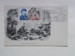 Carte Postale - VILLERSEXEL (08) - Bataille Du 9 Janvier 1871 (3005) - Other Municipalities