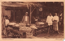 Vruchten Verkoper Fruit Seller Java ? - Indonésie