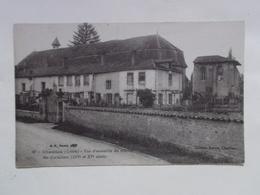 Carte Postale - CHARLIEU (42) - Vue D'ensemble Du Cloître Des Cordeliers (3007) - Charlieu