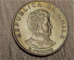 République Du Chili 1971 10 Centesimos - Chile
