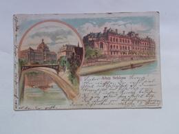 Carte Postale - STRASBOURG (67) - Kaiserpalast - Altes Schloss (3010) - Strasbourg