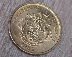 SEYCHELLES 1982 1 Cent - Seychelles