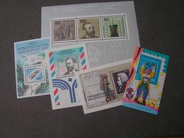BRD Blöcke Lot  ** MNH - Briefmarken