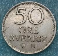 Sweden 50 öre, 1962 -4035 - Schweden